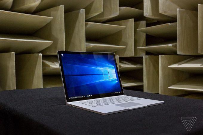 Surface Book 2 trình làng với pin 17 tiếng, thêm bản 15 inch - 208472