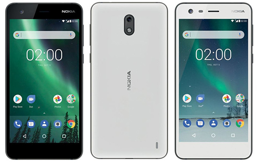 Nokia 2 Evleaks 01 8359 150544 1483 3161 1509358078 - Nokia 2 sẽ là smartphone giá rẻ nhất của HMD