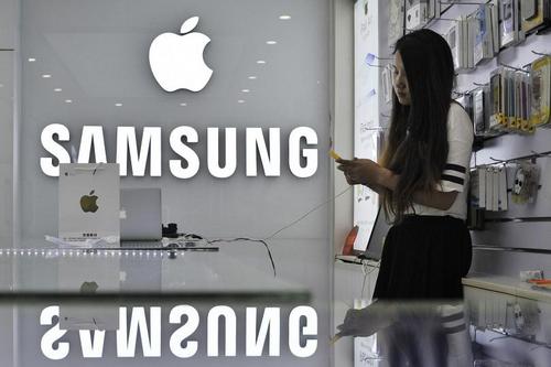 smartphone-cua-samsung-apple-giam-thi-phan-tai-trung-quoc