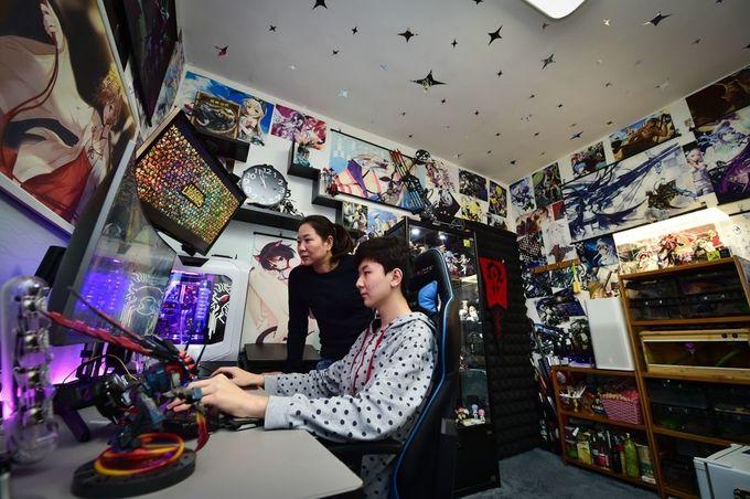 Những thanh niên Trung Quốc chọn game làm lý tưởng sống ảnh 10