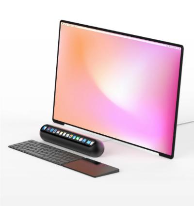 Ý tưởng về Mac mini kết hợp Touch Bar và Face ID