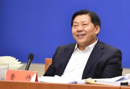 Lỗ Vĩ, cựu Cục trưởng Cục không gian mạng Trung Quốc.