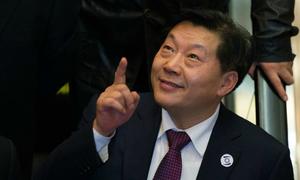 'Ông hoàng Internet' Trung Quốc dính vòng lao lý