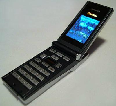 Pantech GI100, chiếc điện thoại di động đầu tiên có cảm biến vân tay.