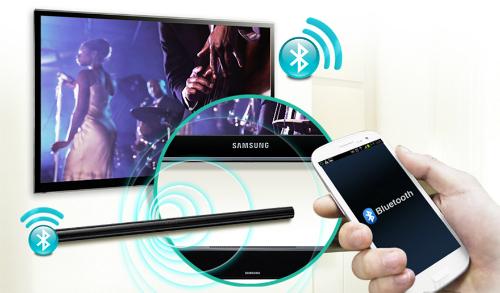Khả năng kết nối với nhiều thiết bị khác nhau của loa thanh được người dùng đánh giá cao.