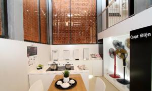 Chọn đèn, quạt cho ngôi nhà bằng công nghệ thực tế ảo
