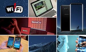 10 sự kiện công nghệ năm 2017