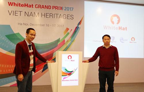 Việt Nam lần đầu vô địch cuộc thi an ninh mạng WhiteHat