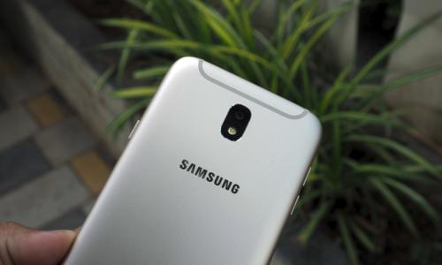 Chụp ảnh nhanh trên Galaxy J7 Pro thế nào
