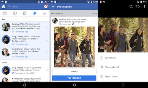 Facebook thêm tính năng chống tài khoản mạo danh