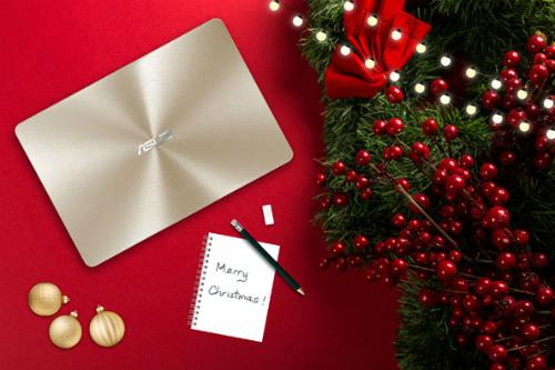 Asus phủ vàng mùa lễ hội với loạt sản phẩm mới