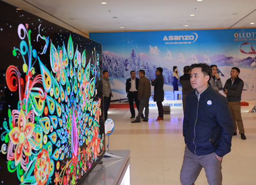 Những điểm nổi bật trên OLED TV của Asanzo