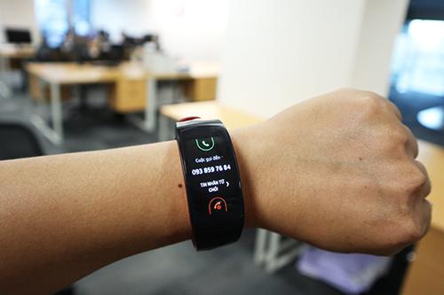 Gear Fit2 Pro - smartband cho người thích bơi lội - 217545