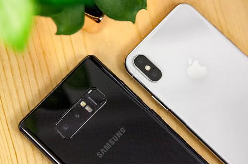 iPhone X thắng Galaxy Note8 trong bình chọn camera - 2