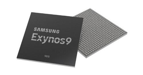 Samsung ra chip Exynos 9810 hỗ trợ AI, nhận diện khuôn mặt 3D