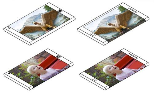 Ba ý tưởng smartphone màn hình kép độc của Samsung