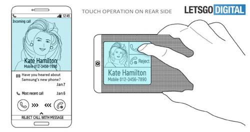 Ba ý tưởng smartphone màn hình kép độc của Samsung - 1