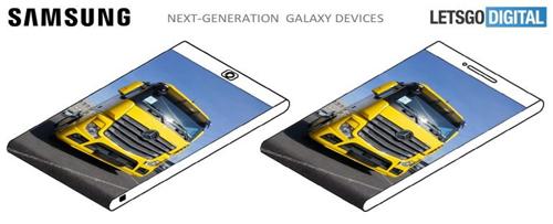 Ba ý tưởng smartphone màn hình kép độc của Samsung - 2