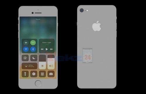 Bản dựng được cho là iPhone SE 2.