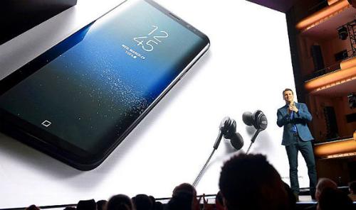 Galaxy S9 ra mắt sớm hơn S8 năm ngoái, nhưng không phải tại CES 2018. Ảnh: Express.