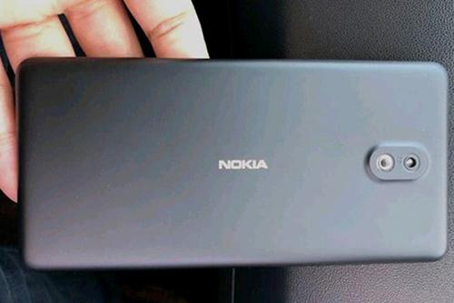 Ảnh rò rỉ được cho là của Nokia 1.