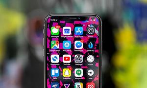 Doanh số iPhone X dẫn đầu tại nhiều thị trường