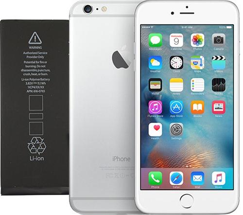 Người dùng iPhone 6 Plus có thể phải đợi đến đầu tháng 4 nếu muốn thay pin với giá ưu đãi của Apple.