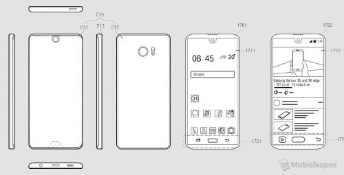 Samsung học thiết kế tai thỏ trên iPhone X - 1