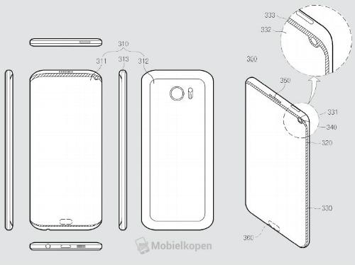 Samsung học thiết kế tai thỏ trên iPhone X - 2