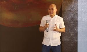 Ông Nguyễn Tử Quảng chia sẻ về bảo mật tại Tech Awards