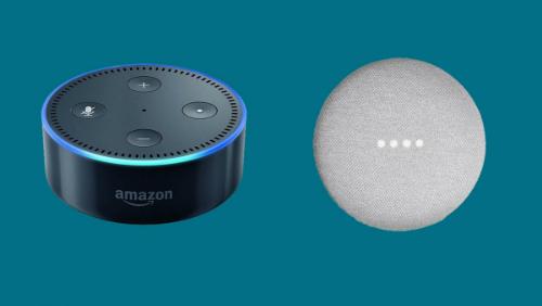 Mua loa thông minh của Google hay Amazon - 1