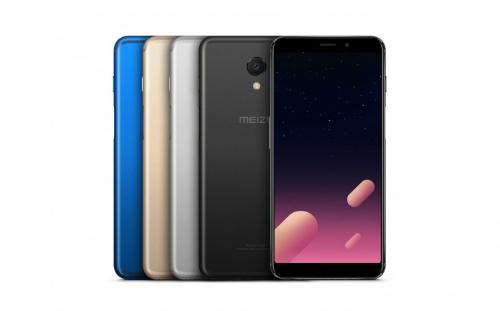 Meizu ra smartphone đặt cảm biến vân tay ở cạnh viền