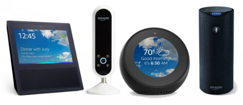 Mua loa thông minh của Google hay Amazon