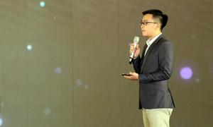 Đại diện Samsung nói về Samsung Pay tại Tech Awards 2017