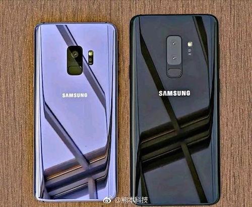 Lộ cấu hình chi tiết camera bộ đôi Samsung Galaxy S9