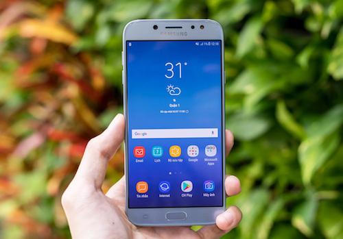 Lý do Galaxy J7 Pro thu hút giới trẻ - 2