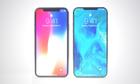 Ảnh dựng iPhone X 2018 với tai thỏ nhỏ hơn