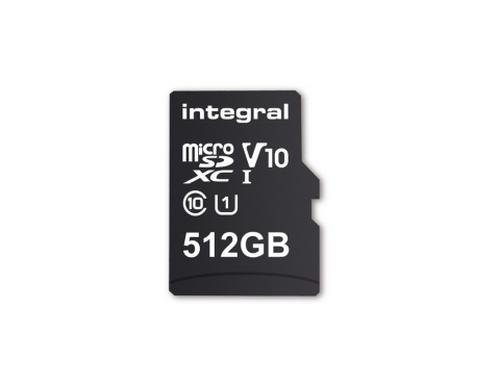 Thẻ nhớ microSD dung lượng cao nhất thế giới do một công ty Anh sản xuất.
