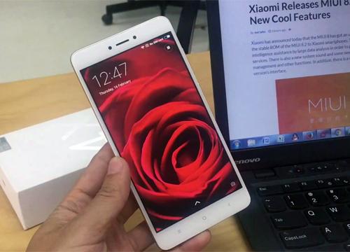 Redmi 4X là smartphone bán chạy nhất tại Uzbekistan, theo D