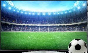 Loạt TV 4K màn hình lớn, giá rẻ cho tín đồ bóng đá