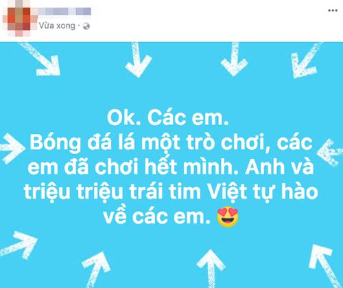 Những cung bậc cảm xúc trên mạng xã hội dành cho U23 Việt Nam - 12