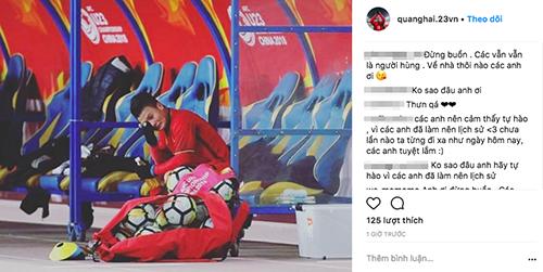 Mạng xã hội tràn ngập lời cảm ơn U23 Việt Nam - 11