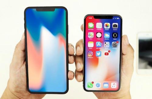 Hai iPhone X thế hệ kế tiếp sẽ có 4GB RAM và pin chữ L - 1