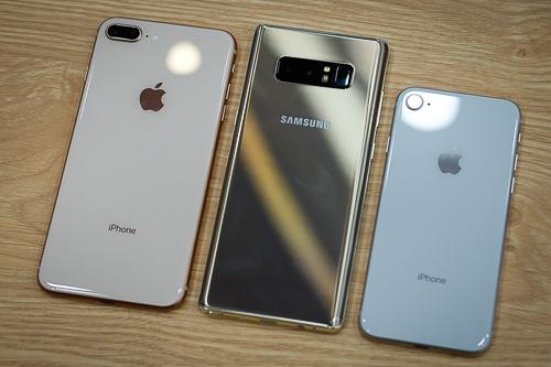 Nhiều smartphone cao cấp giảm giá hàng triệu đồng trong vòng 1 tháng trước Tết.