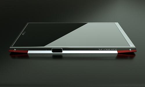 Turing Phone được mệnh danh là smartphone bảo mật nhất thế giới.
