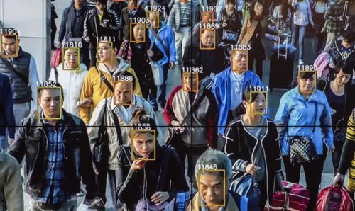 Hệ thống nhận diện khuôn mặt được triển khai rộng khắp tại Trung Quốc.