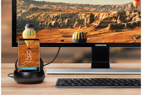 Samsung DeX Pad có thêm tính năng mới.