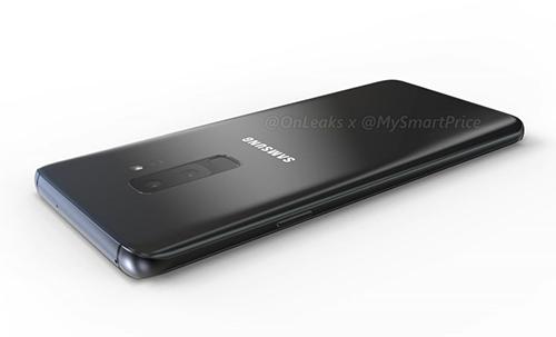 Thiết kế bo viền của Galaxy S9 sẽ giúp cầm máy chắc hơn.