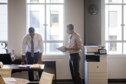 HP A3 là thế hệ in ấn thông minh mới của HP.