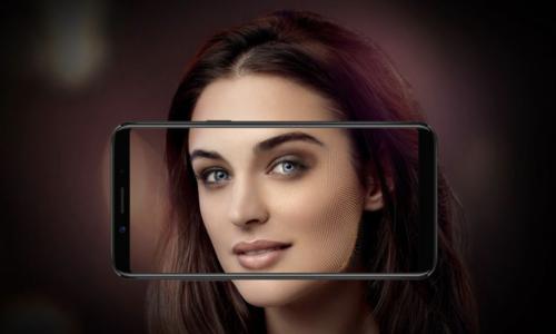 Loạt smartphone giá mềm có tính năng bảo mật bằng khuôn mặt